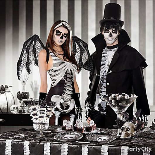 Halloween Invitations Party City