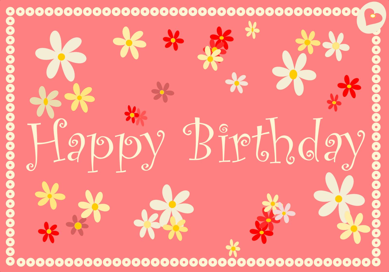 Print A Free Birthday Card stevejobssecretsoflifeorg – Free Birthday Cards to Print