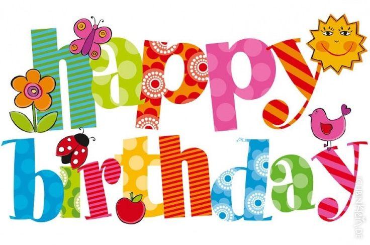 Happy Birthday Printable Templates