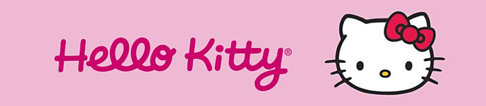 Hello Kitty Name Banner