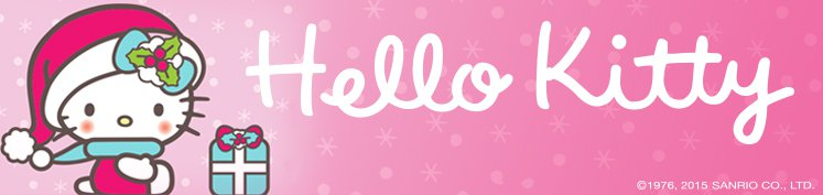 Hello Kitty Personalised Banner