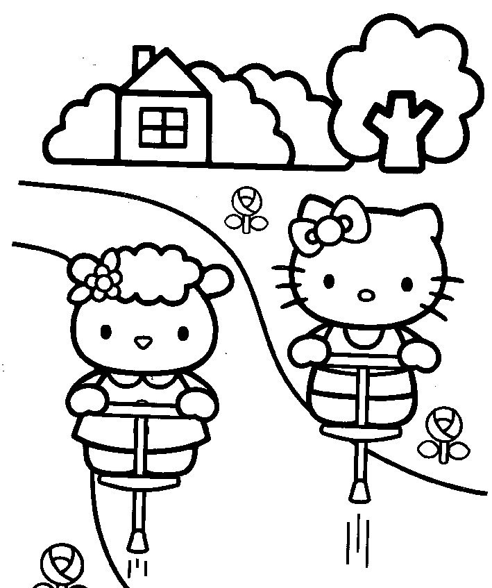 Hello Kitty Pictures That You Can Print