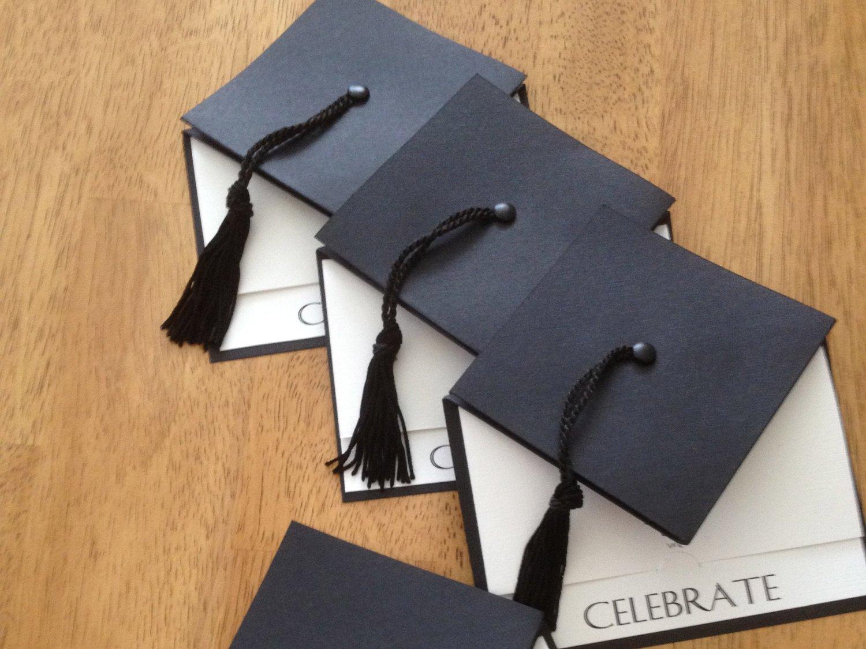 Homemade High School Graduation Invitations