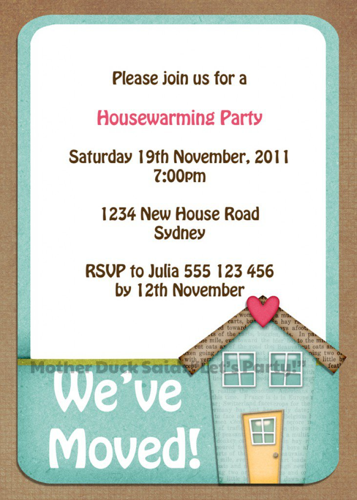 housewarming party invites free template - free printable house warming invitation