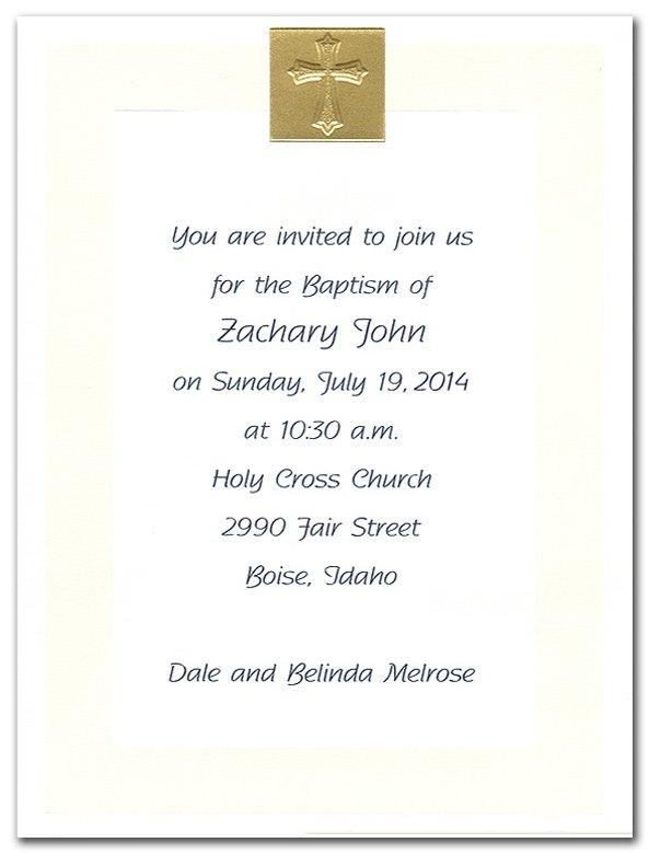 Informal Dinner Invitation Wording