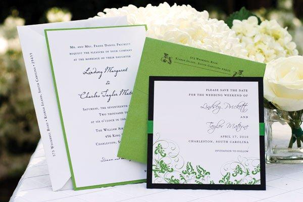 Invitation Examples Wedding