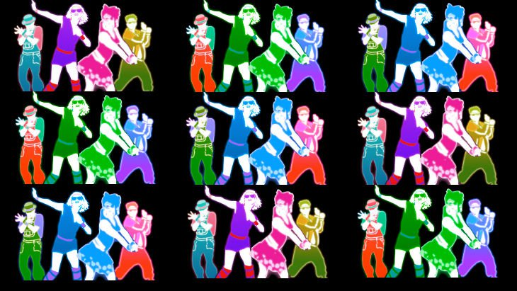 Just Dance Party Invitations