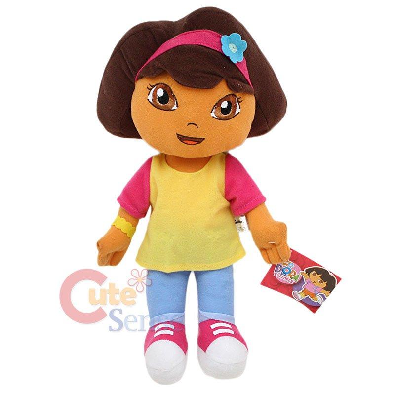 Large Dora The Explorer Doll