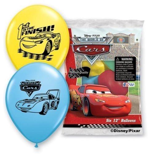 Lightning Mcqueen Birthday Party Supplies Uk
