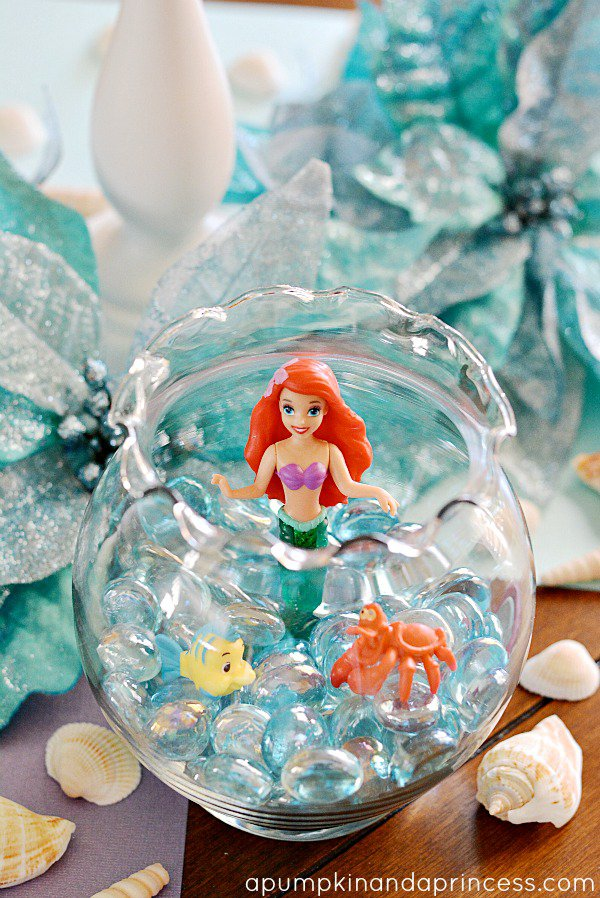 Little Mermaid Birthday Ideas Pinterest