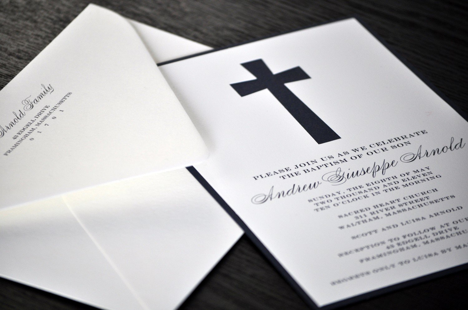 Lutheran Confirmation Invitation Wording