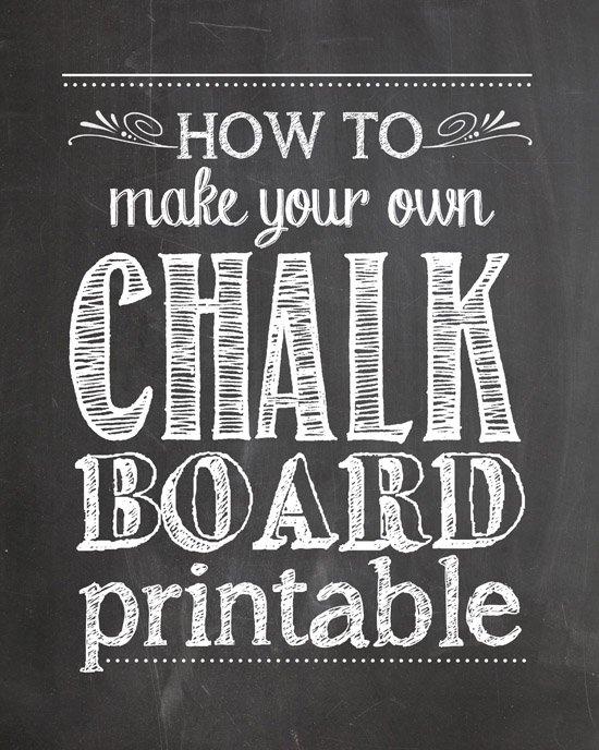 Make My Own Printable Invitations