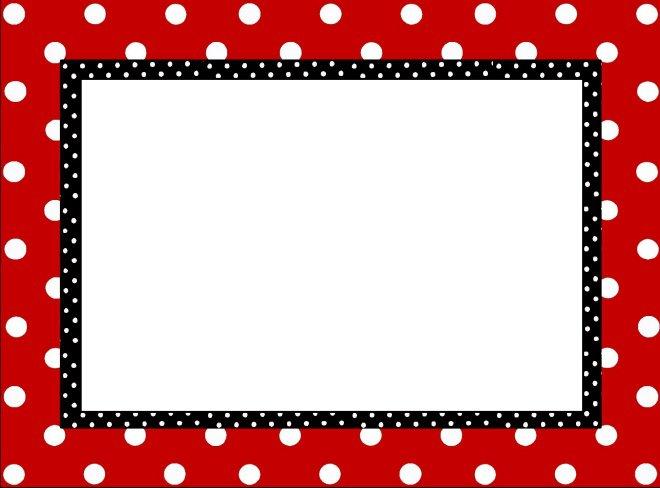 Mickey Mouse Clip Art Border