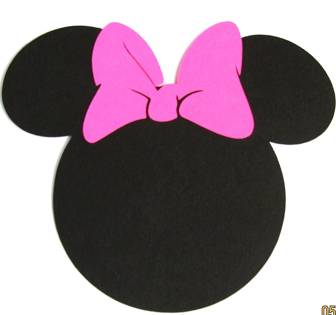 Mickey Mouse Ears Pattern