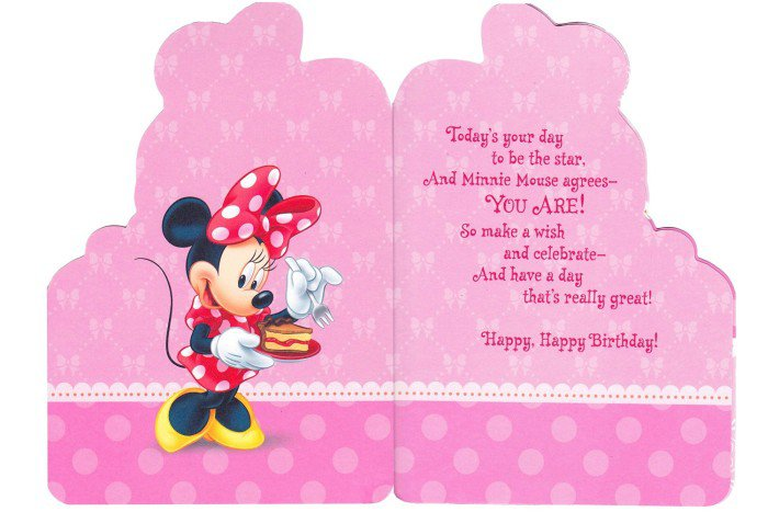 Minnie Mouse 1st Birthday Invitations Online