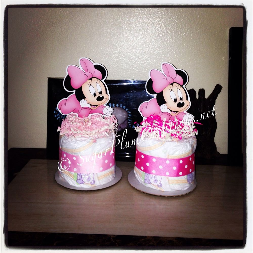 Minnie Mouse Baby Shower Centerpieces. 1000 X 1000 ...