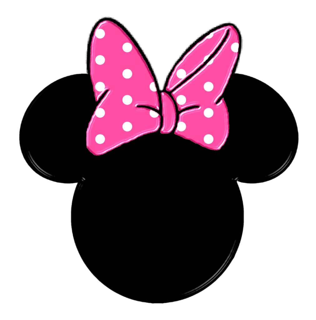 Minnie Mouse Clipart Head