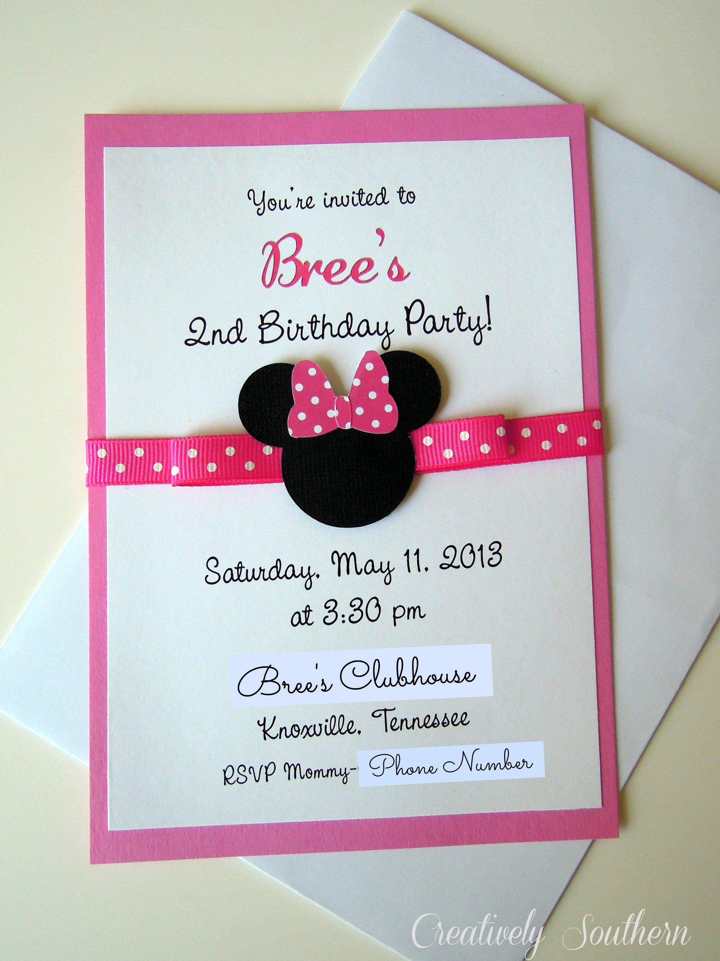 Minnie mouse free invitation maker minnie mouse free invitation maker 2346 x 3128 stopboris Images