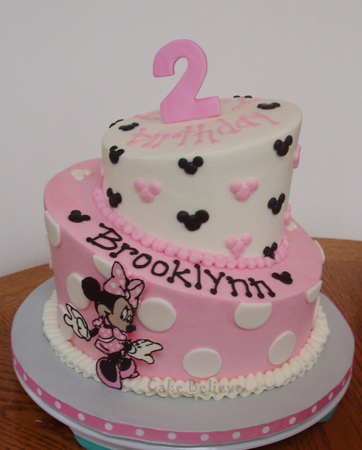 Minnie Mouse Table Decorations Uk