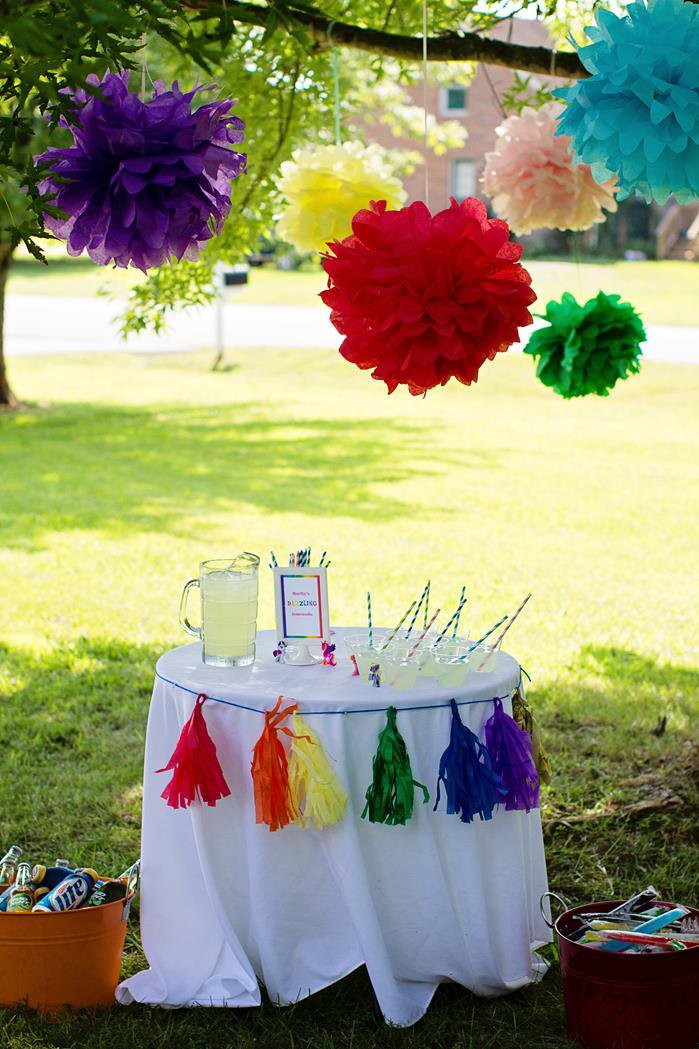 My Little Pony Party Decorations Ideas