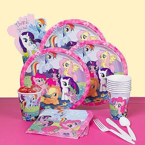 My Little Pony Party Decorations Walmart
