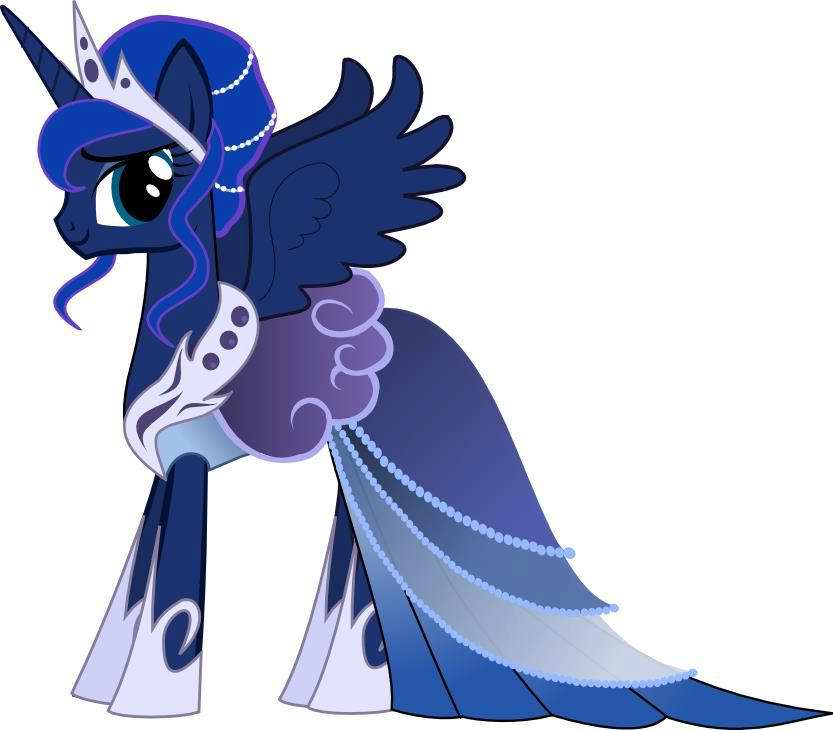 My Little Pony Princess Luna Toy