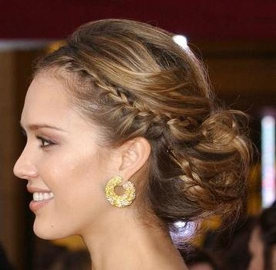 Party Hairstyles For Girls
