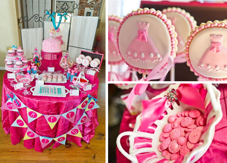 Party Ideas For Girls