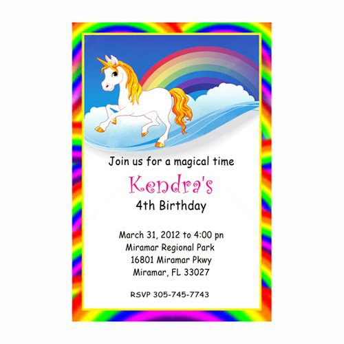 Party Invitations Product