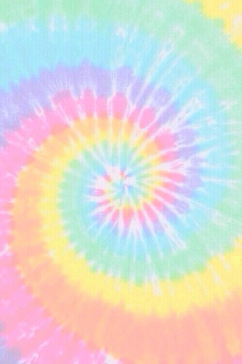 Pastel Tie Dye Background Tumblr