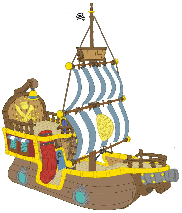 Pirate Ship Clip Art Free