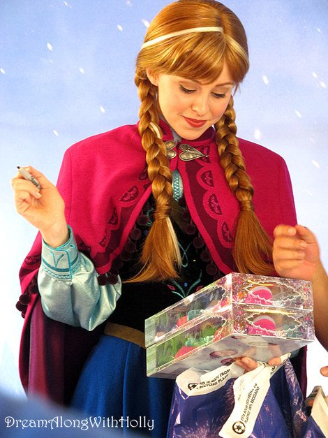 Princess Anna Frozen Disney