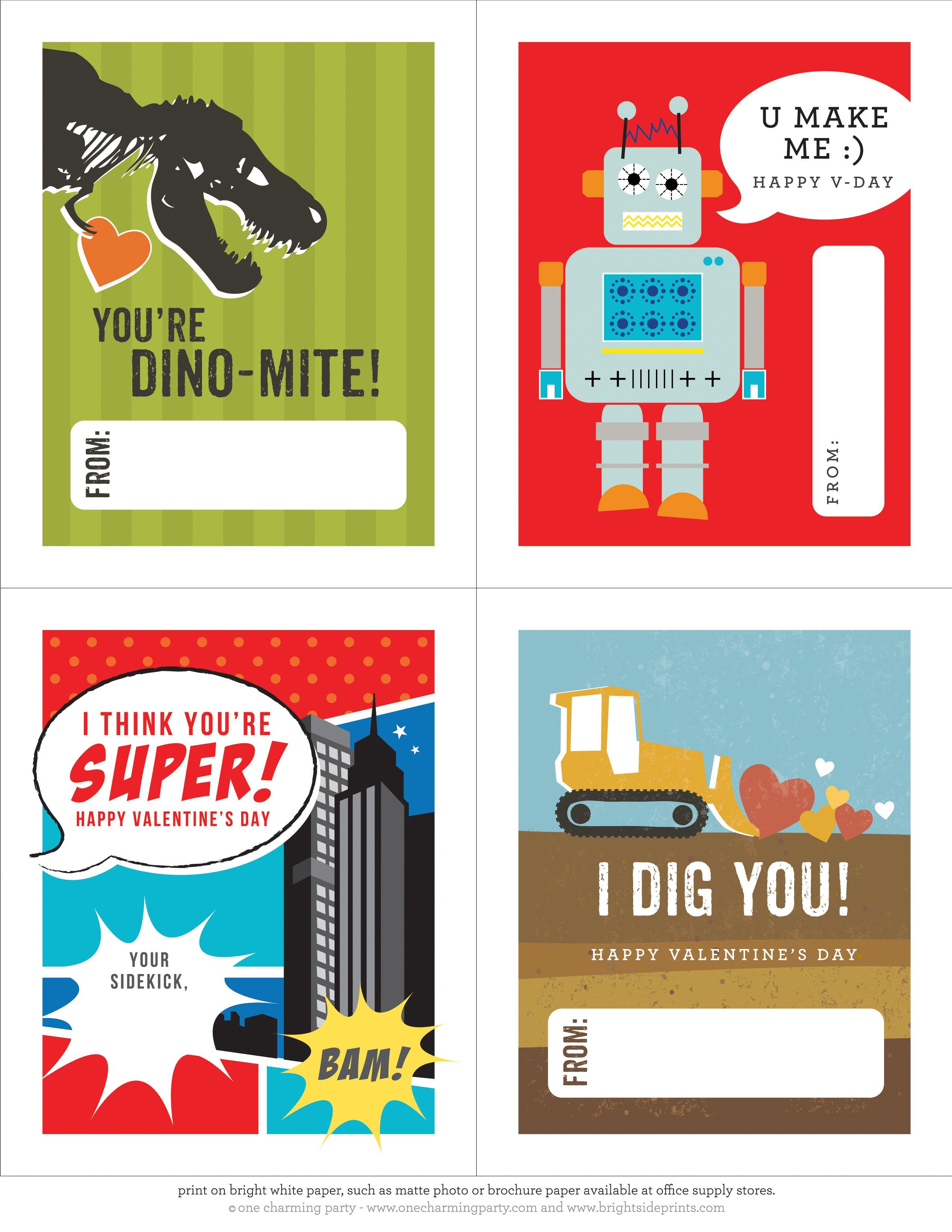 Printable Birthday Cards For Guys