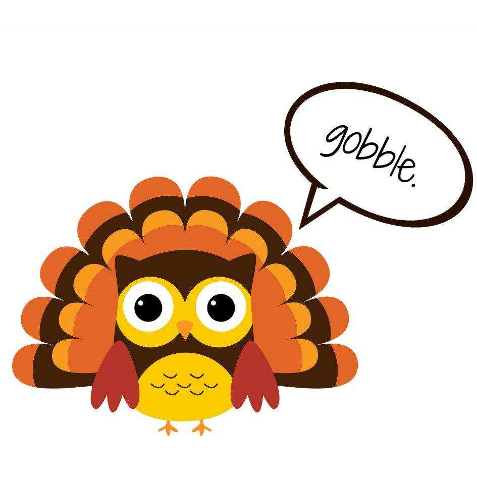 Printable Thanksgiving Clip Art Free