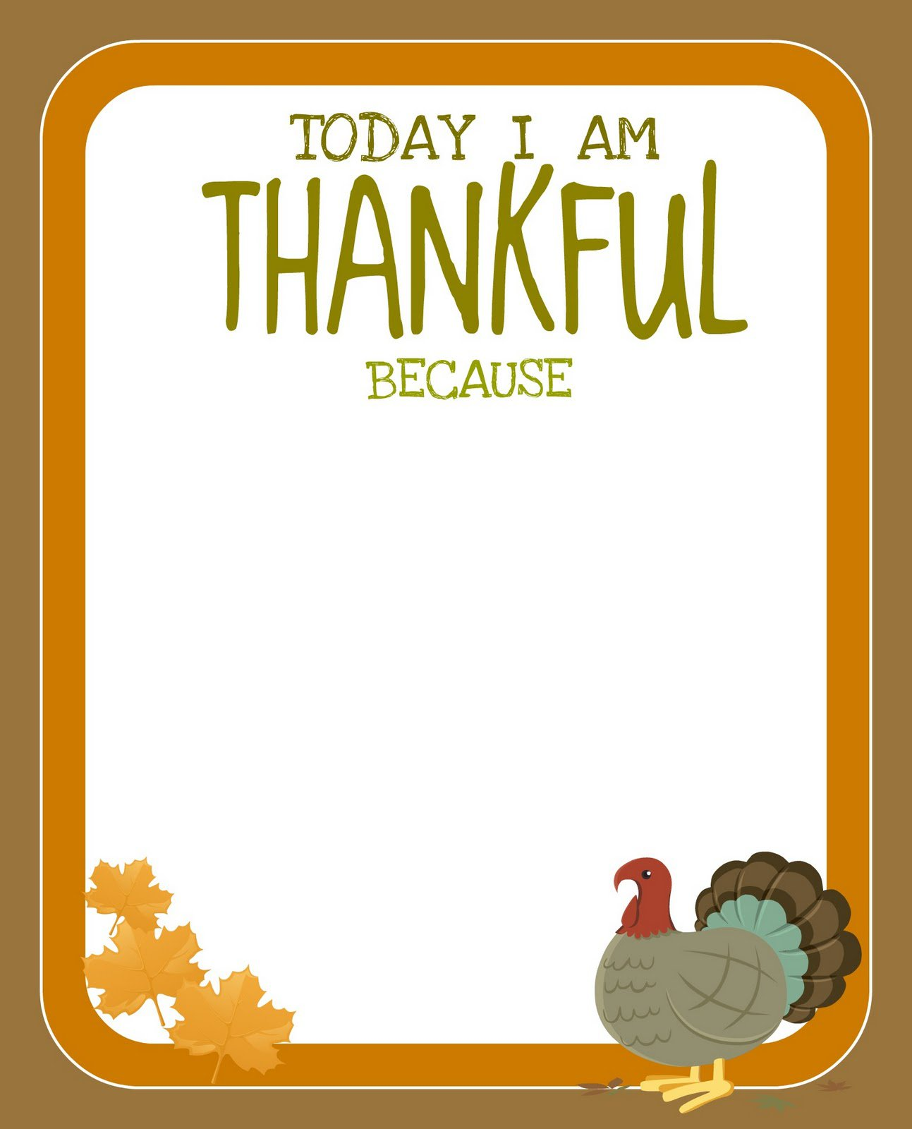 Printable Thanksgiving Invitations Cards