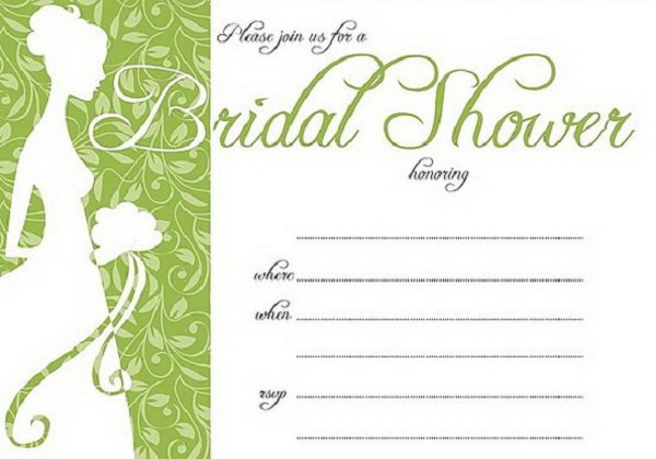S Wedding Invitations Free Printable Downloads