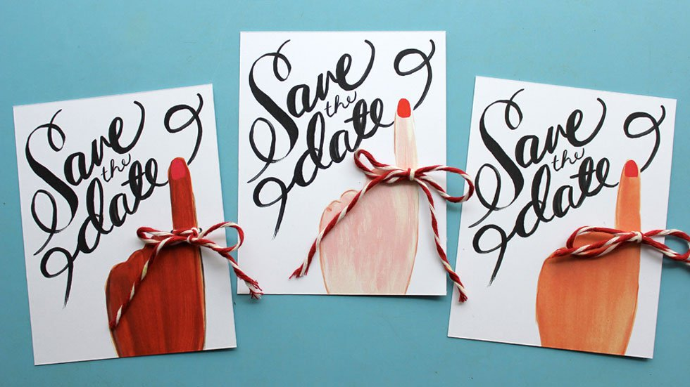 Save The Date Party Templates Free