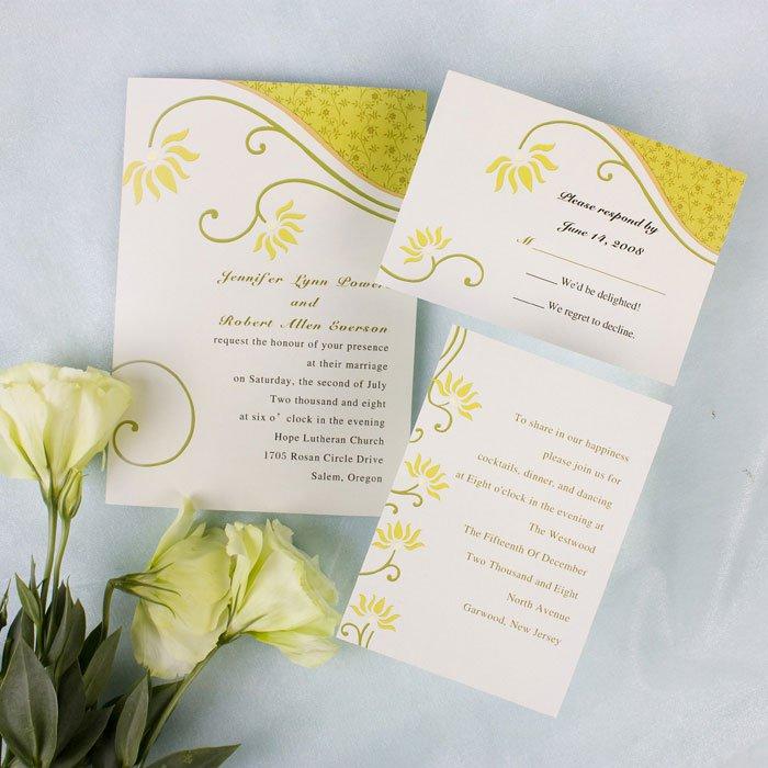Simple But Elegant Wedding Invitations Uk