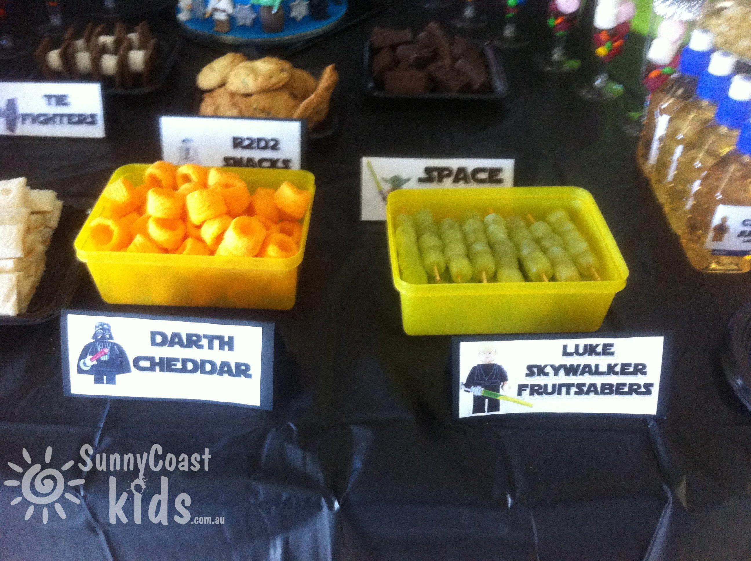 Star Wars Food Names