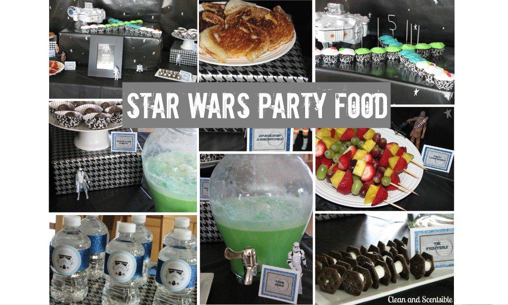 Star Wars Food Recipes