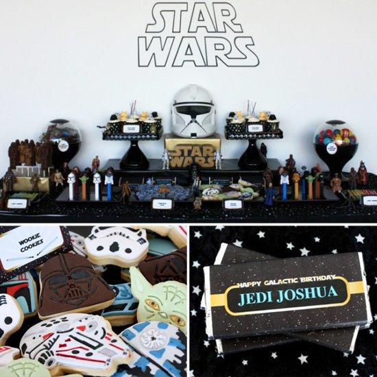 Star Wars Lego Birthday Party