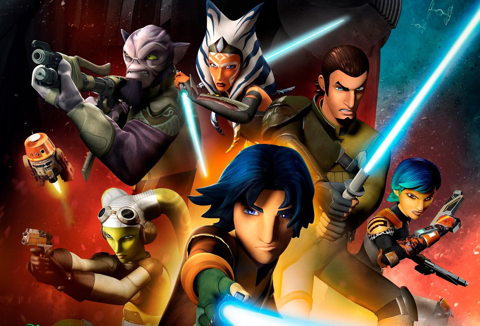 Star Wars Rebels Episode Names