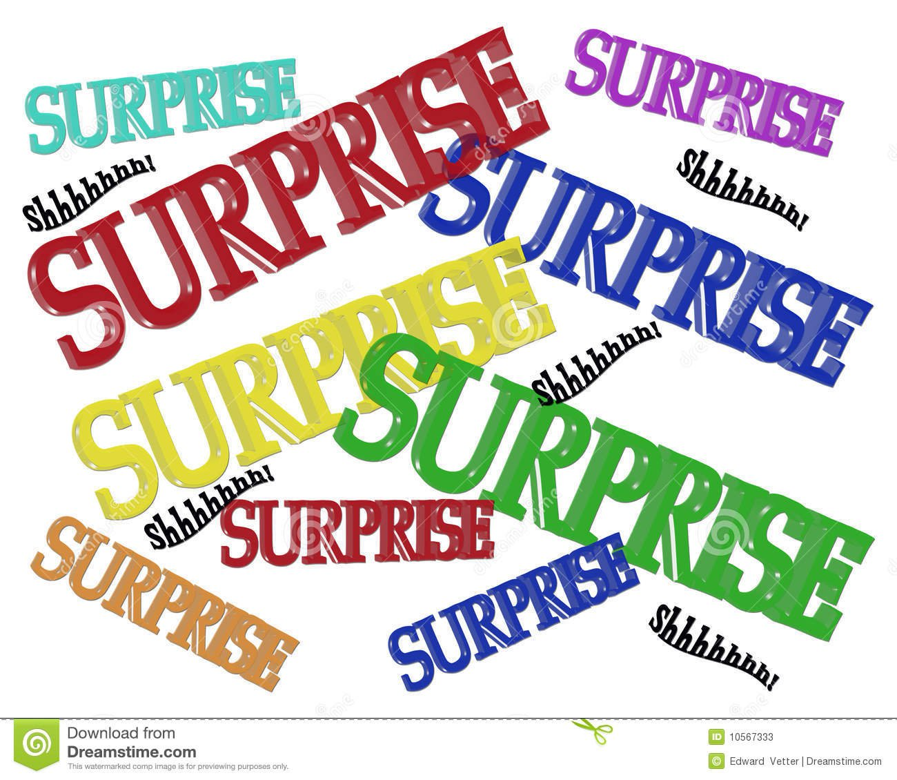 Surprise Birthday Pictures Clip Art