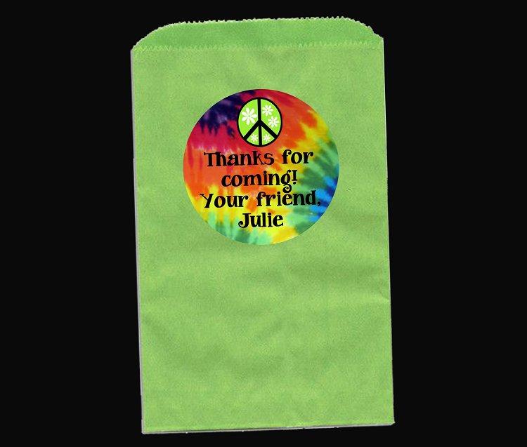 Tie Dye Party Invitations Printable