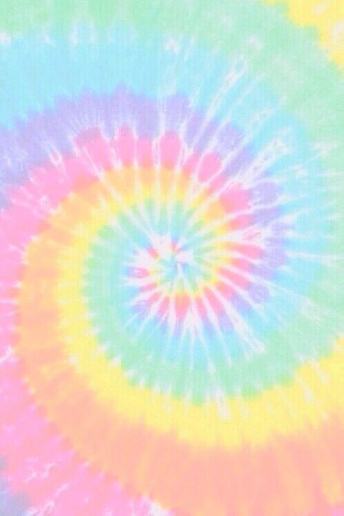 Tie Dye Pastel Background