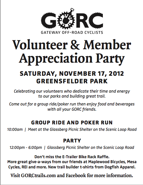 Volunteer Appreciation Party Invitation Wording