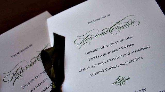 Wedding Invitation Kits Do It Yourself