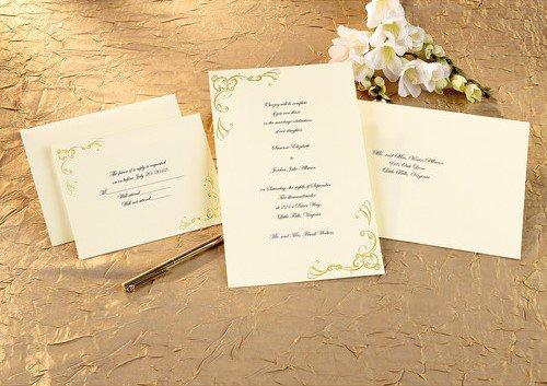 Wedding Invitation Kits Do It Yourself Uk