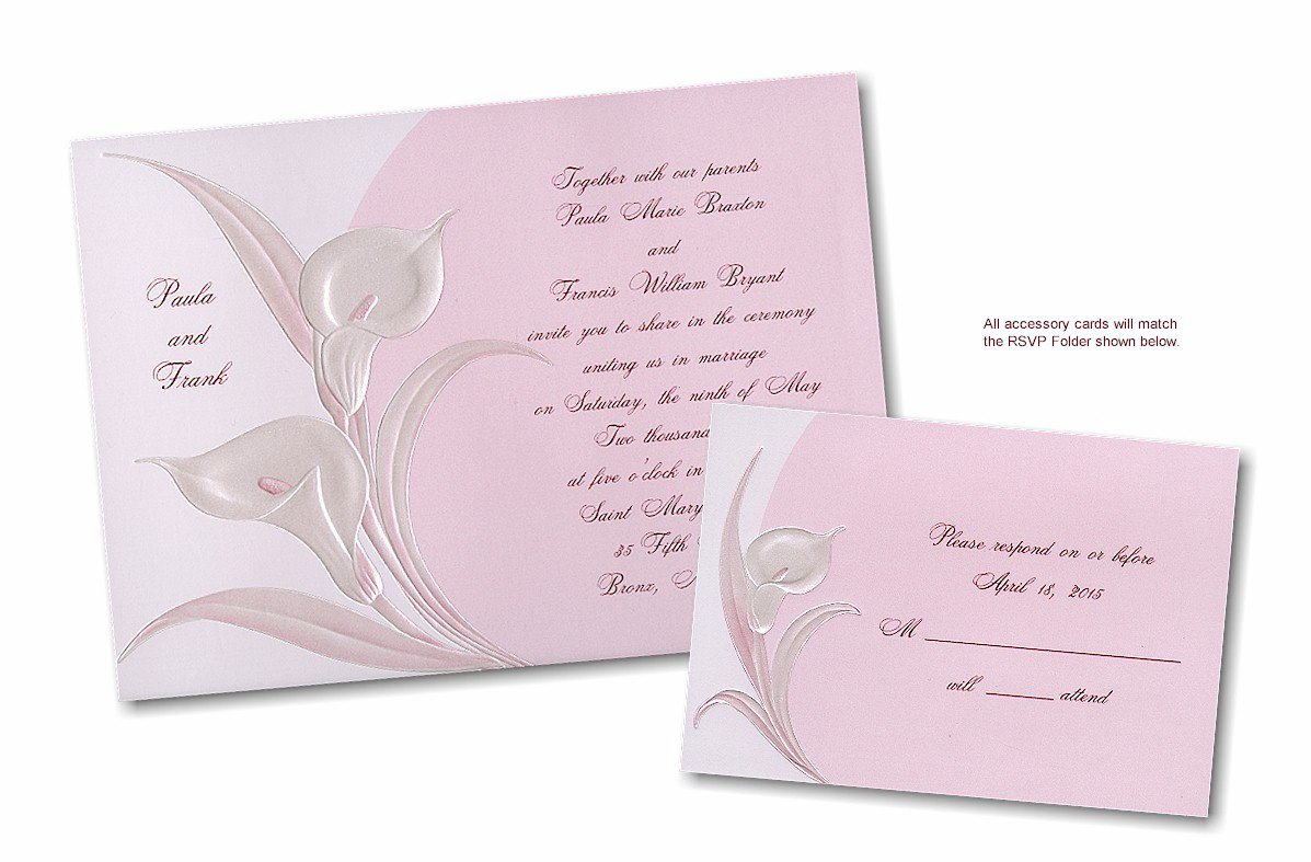 Wedding Invitation Printable Kits
