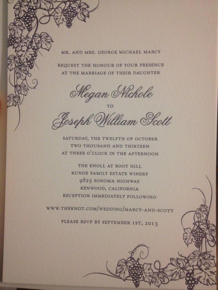 Wedding Invitation Printers Chicago